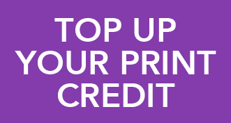 Top up Print Credit
